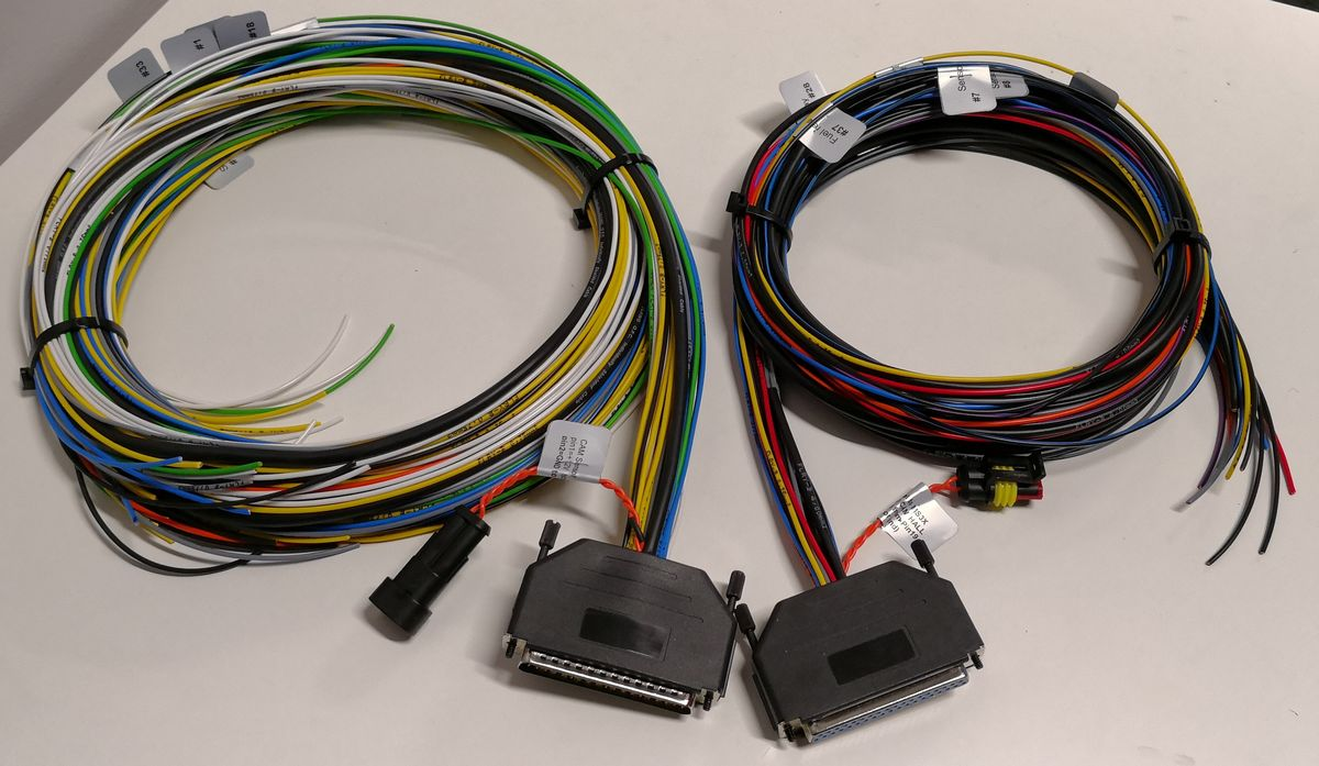 V30 Ms3x Expander Flying Leads Wiring Harness Combo Loom Pin Board