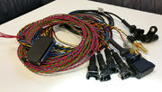 4-cylinder full wiring harness