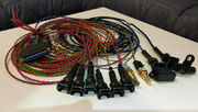 6-cylinder full wiring harness