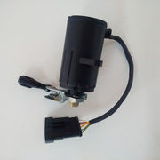 Cable throttle pot