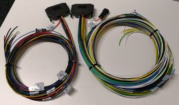 V3.0+MS3X Expander flying leads wiring harness combo