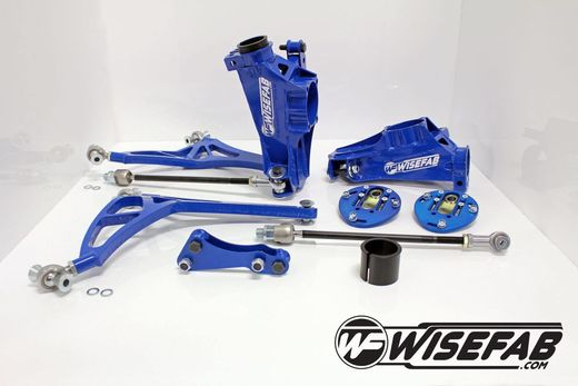 Wisefab Lock Kit for BMW 3 Series E9X / M3 E9X