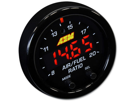 OBD2 AFR CONTROLLER GAUGE WITH X-DIGITAL TECHNOLOGY