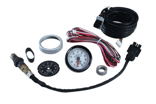 Wideband Analog gauge set AEM LSU4.2