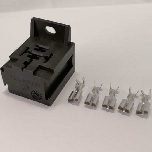Minirelay holder + pins