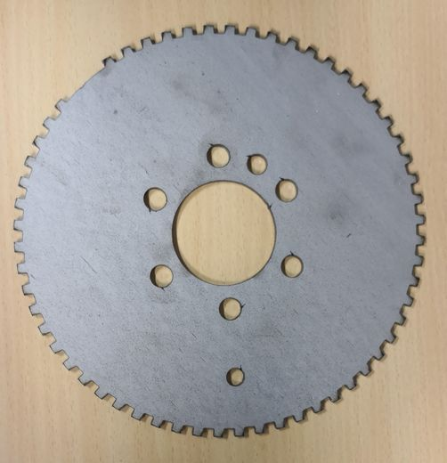 "170mm Trigger wheel.  Ford OHC ""6-bolt"""