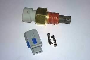 IAT-Sensor GM-style M14*1.5 +connector