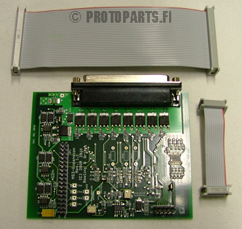 MS3X Expander board