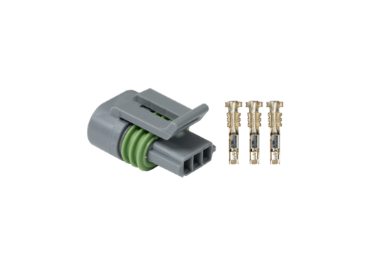 FuelTech Hall-sensor connector