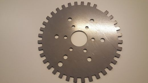 200mm Trigger wheel, fits Volvo engines