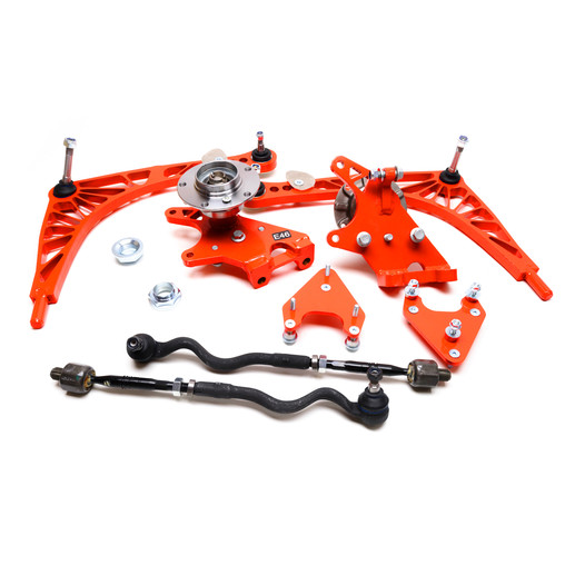 DriftMax Steering Lock Kit for BMW E46