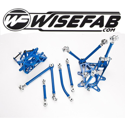 Wisefab Rear Knuckle Kit for Nissan 200SX S13