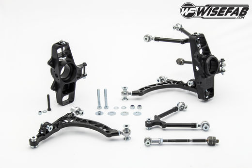Wisefab Front Track Kit for Honda S2000