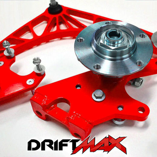 DriftMax Tie Rod for BMW E30, E36, E46 (sold individually)