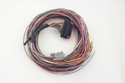 Flying leads wiring harness, 2m
