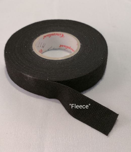 """Fleecetape"" to harness, suitable inside the car"