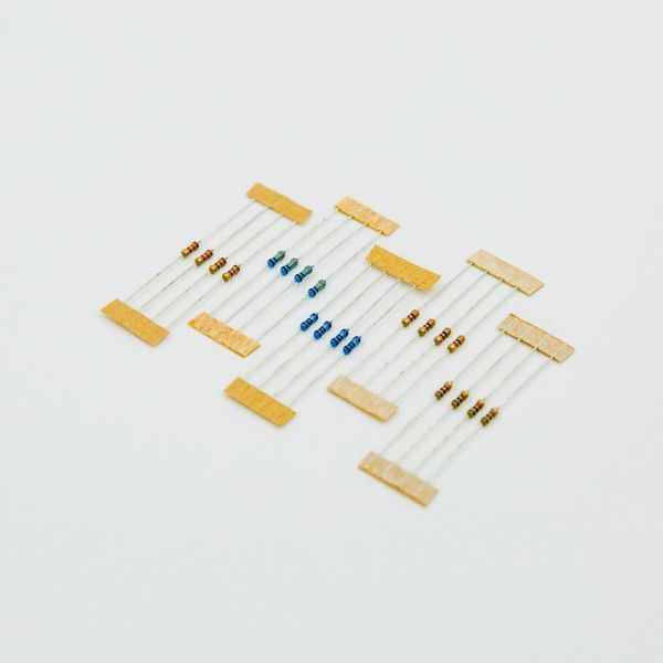 Resistor 1.0 Ohm ½W 5% Carbon Film